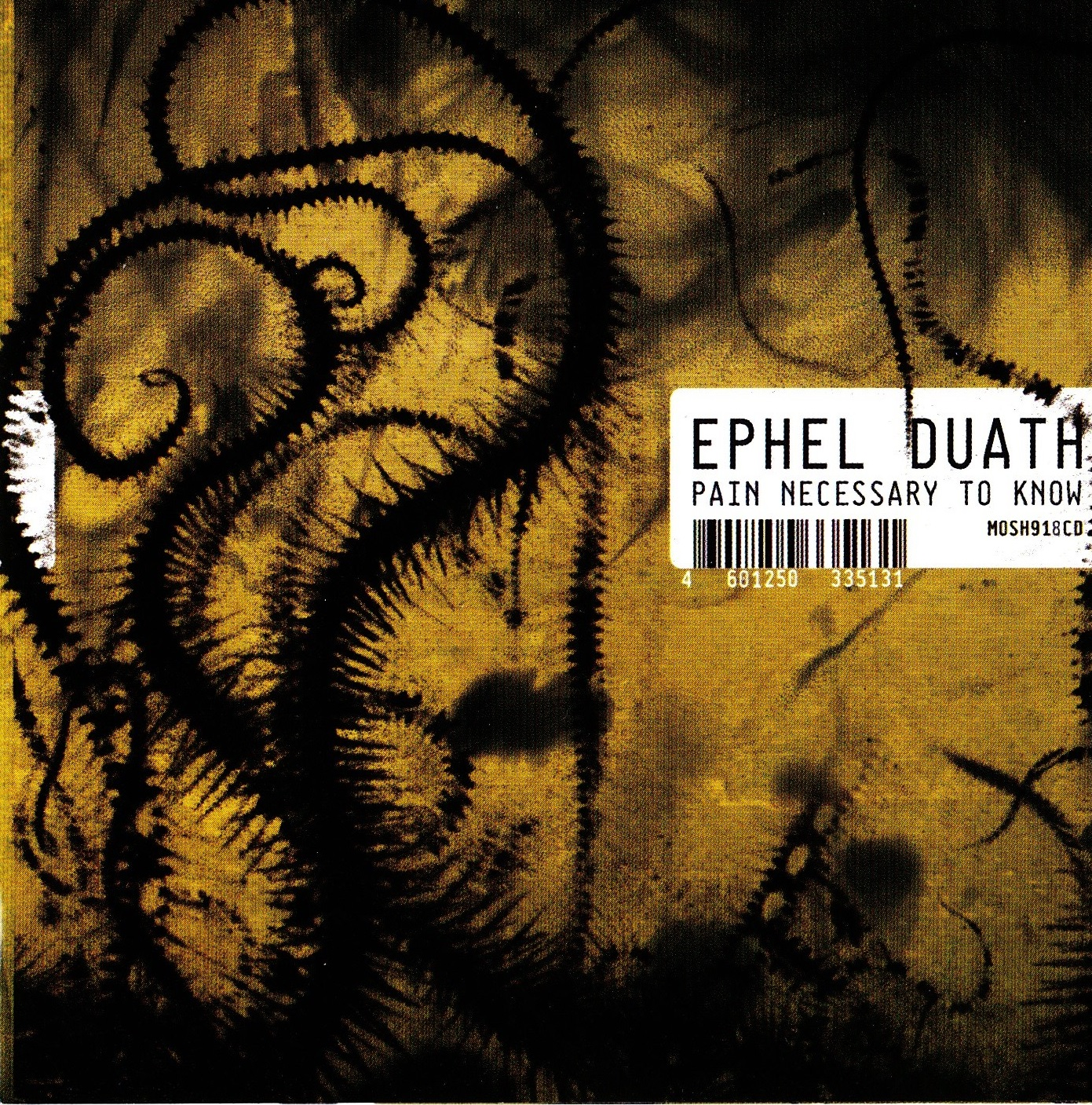 Ephel Duath — Pain Necessary To Know (2005)