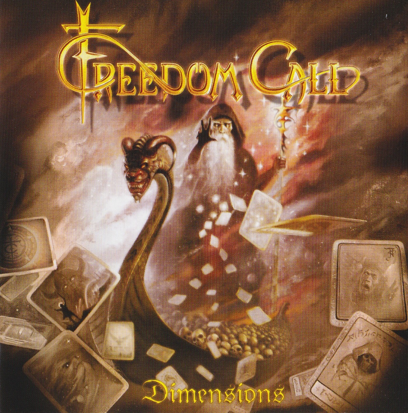 Freedom Call — Dimensions (2007)