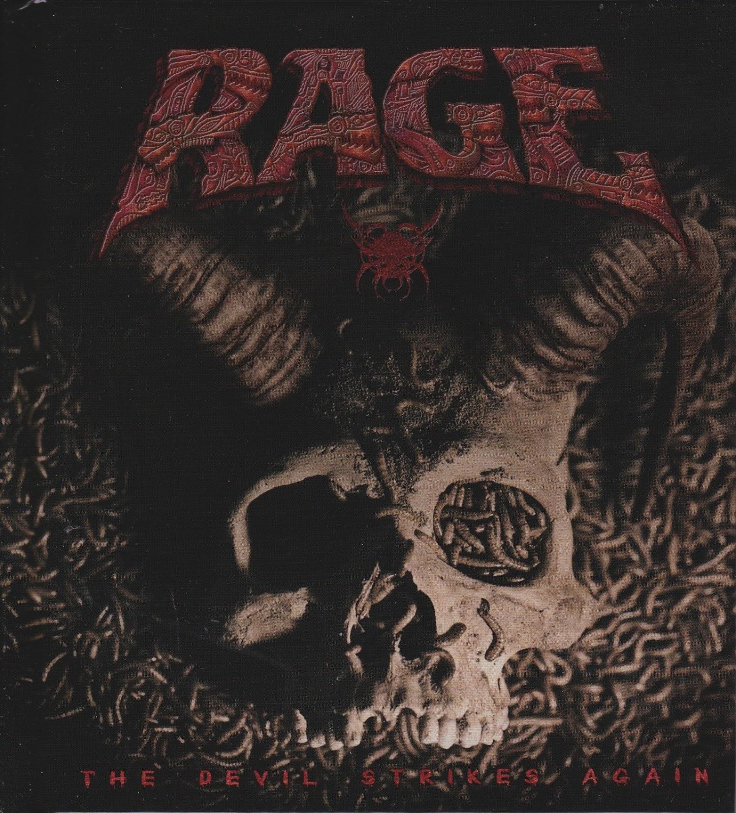 Rage — The Devil Strikes Again (2016)
