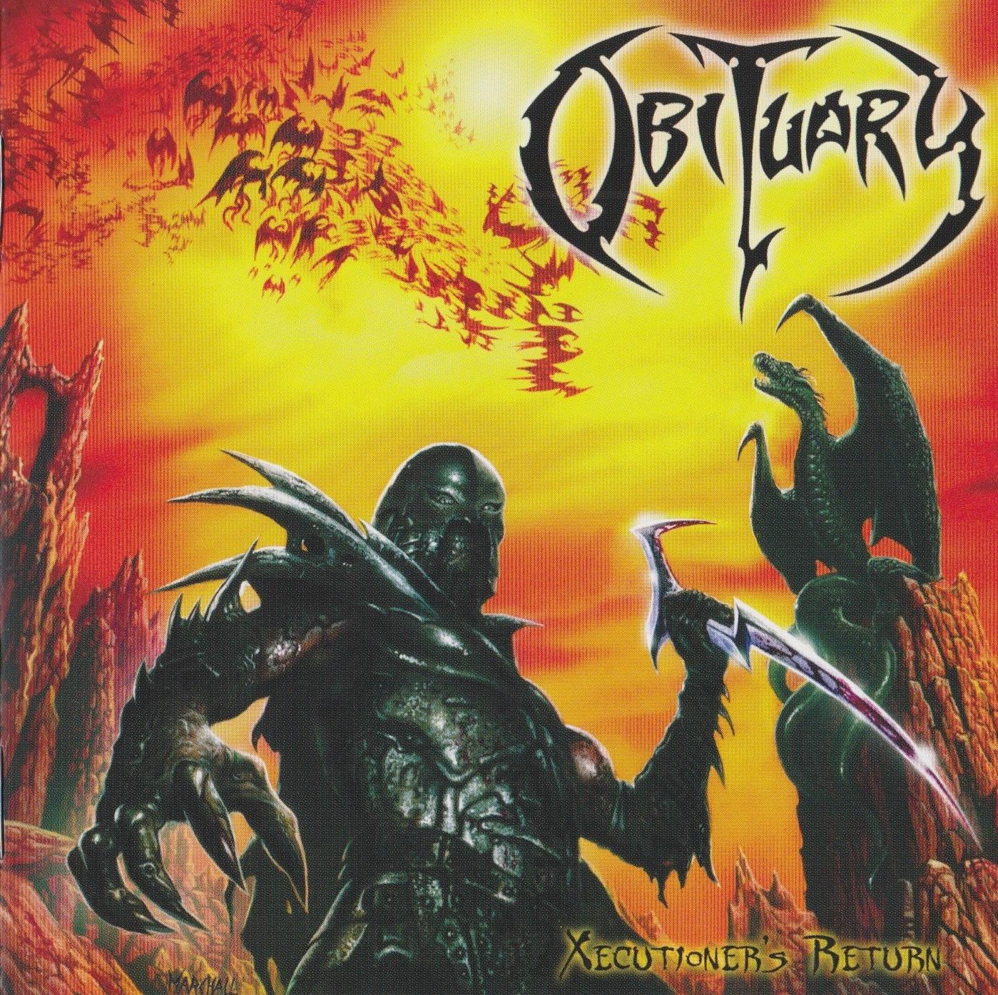 Obituary — Xecutioner's Return (2007)
