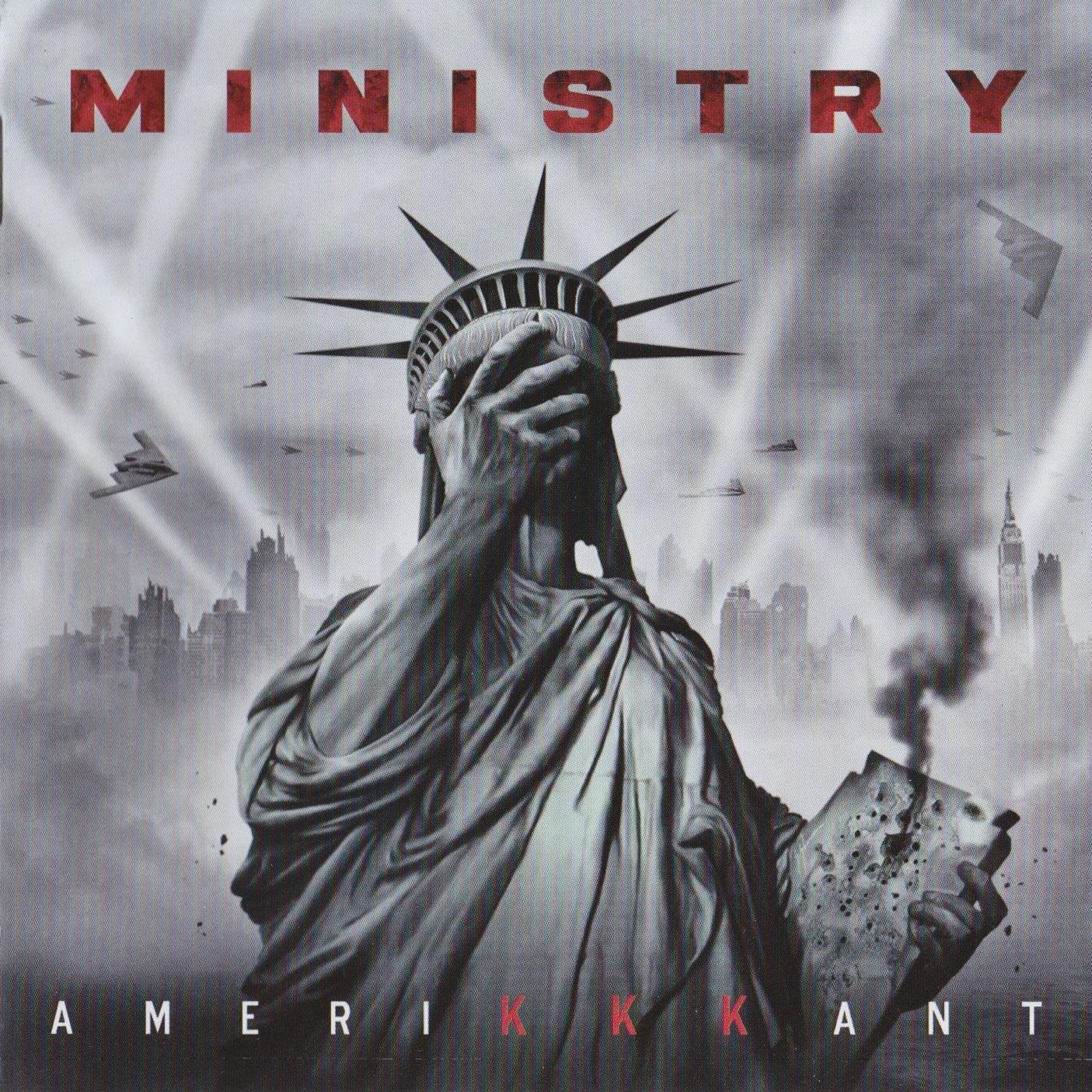 Ministry — AmeriKKKant (2018)