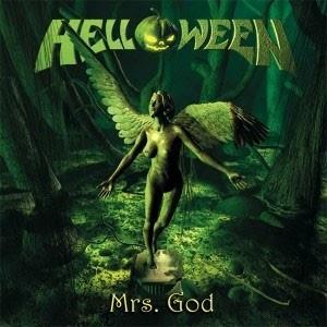 Helloween — Mrs. God CDS (2005)