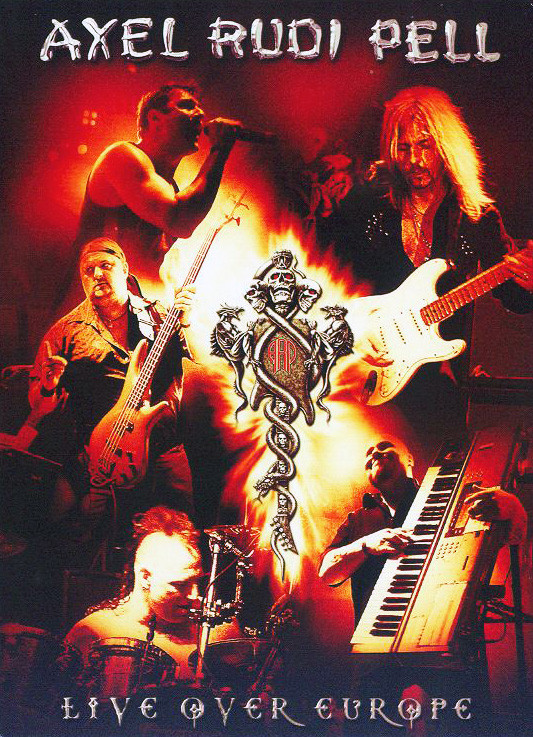 Axel Rudi Pell — Live Over Europe (2008)