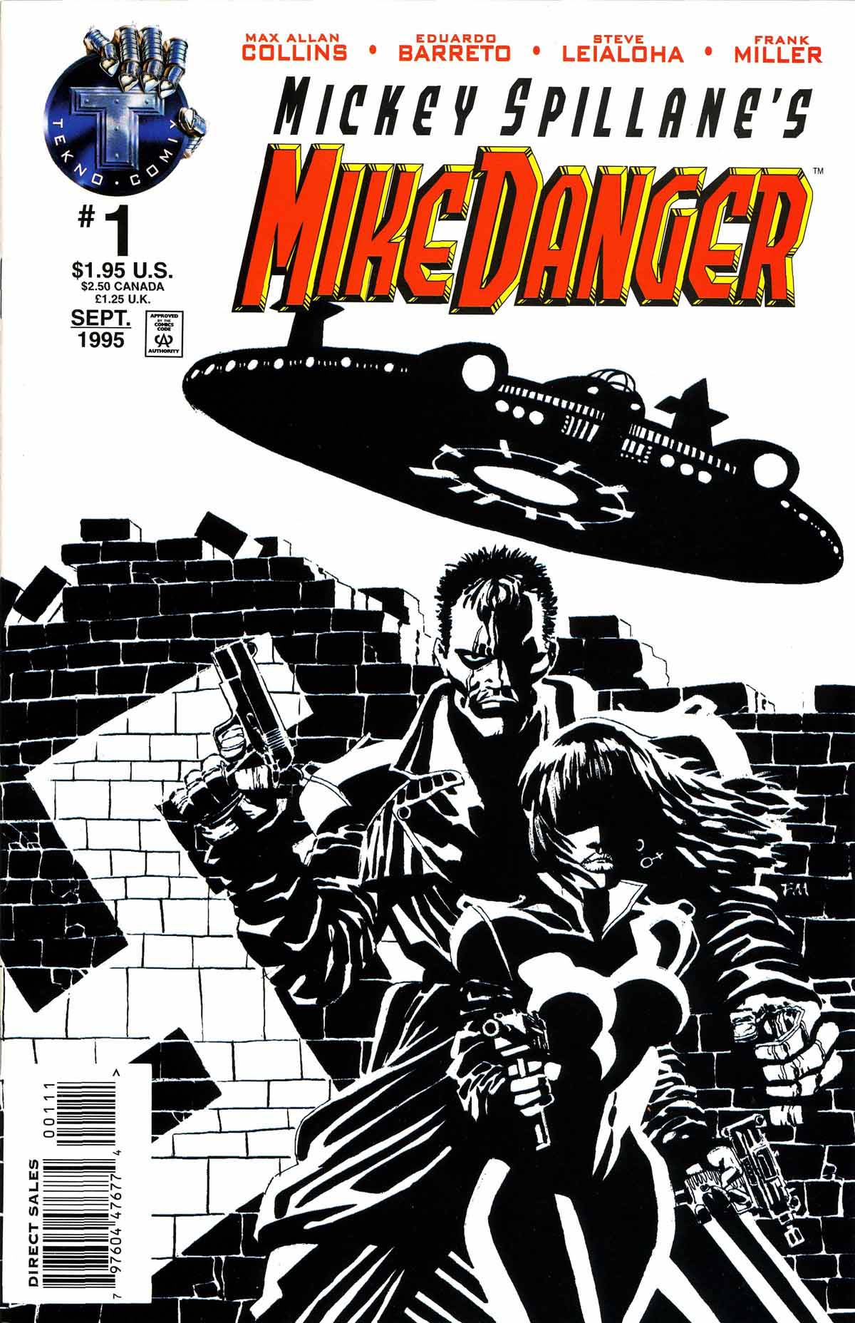 Mickey Spillane's Mike Danger (1995-97)