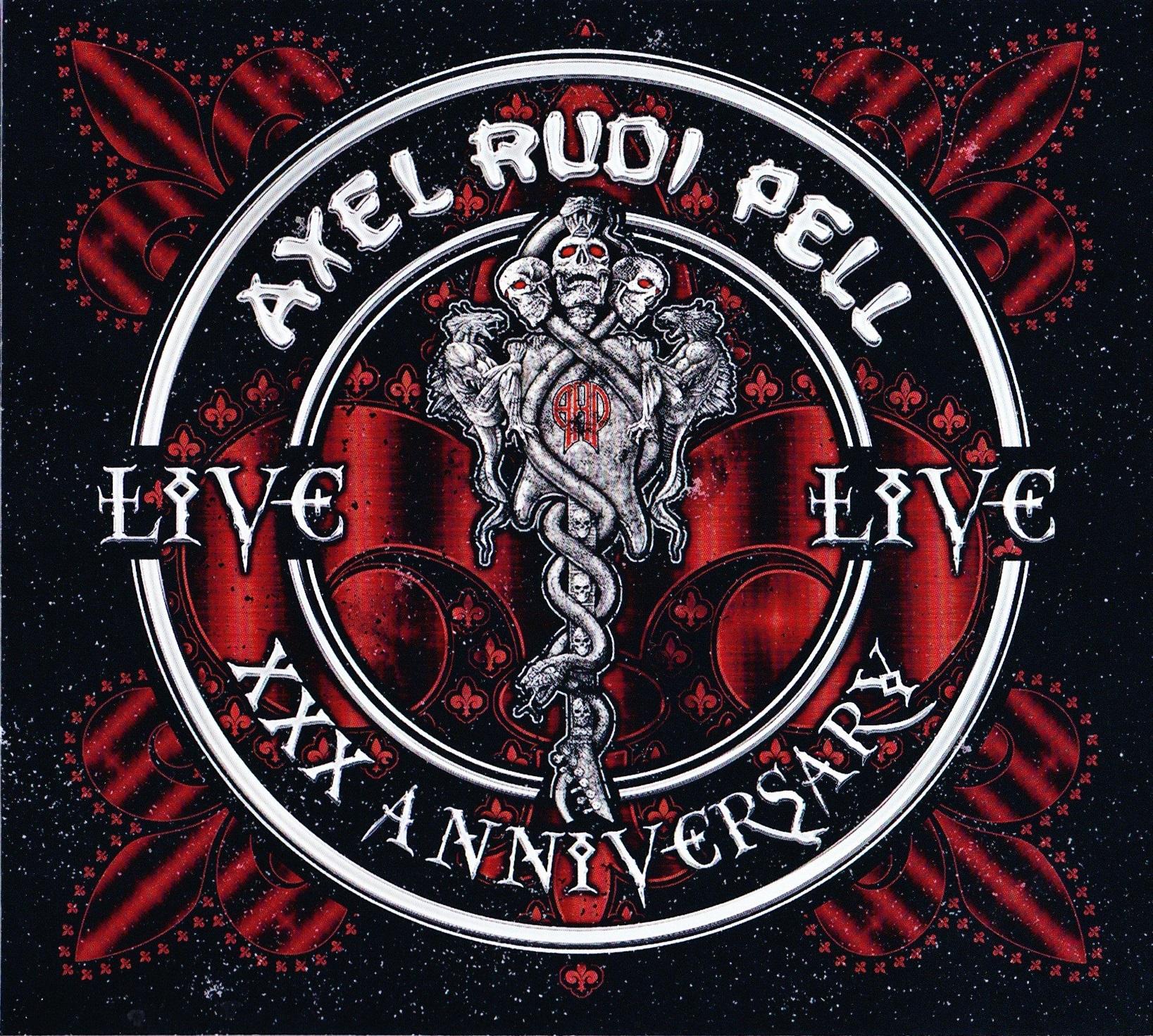 Axel Rudi Pell — XXX Anniversary Live (2019)