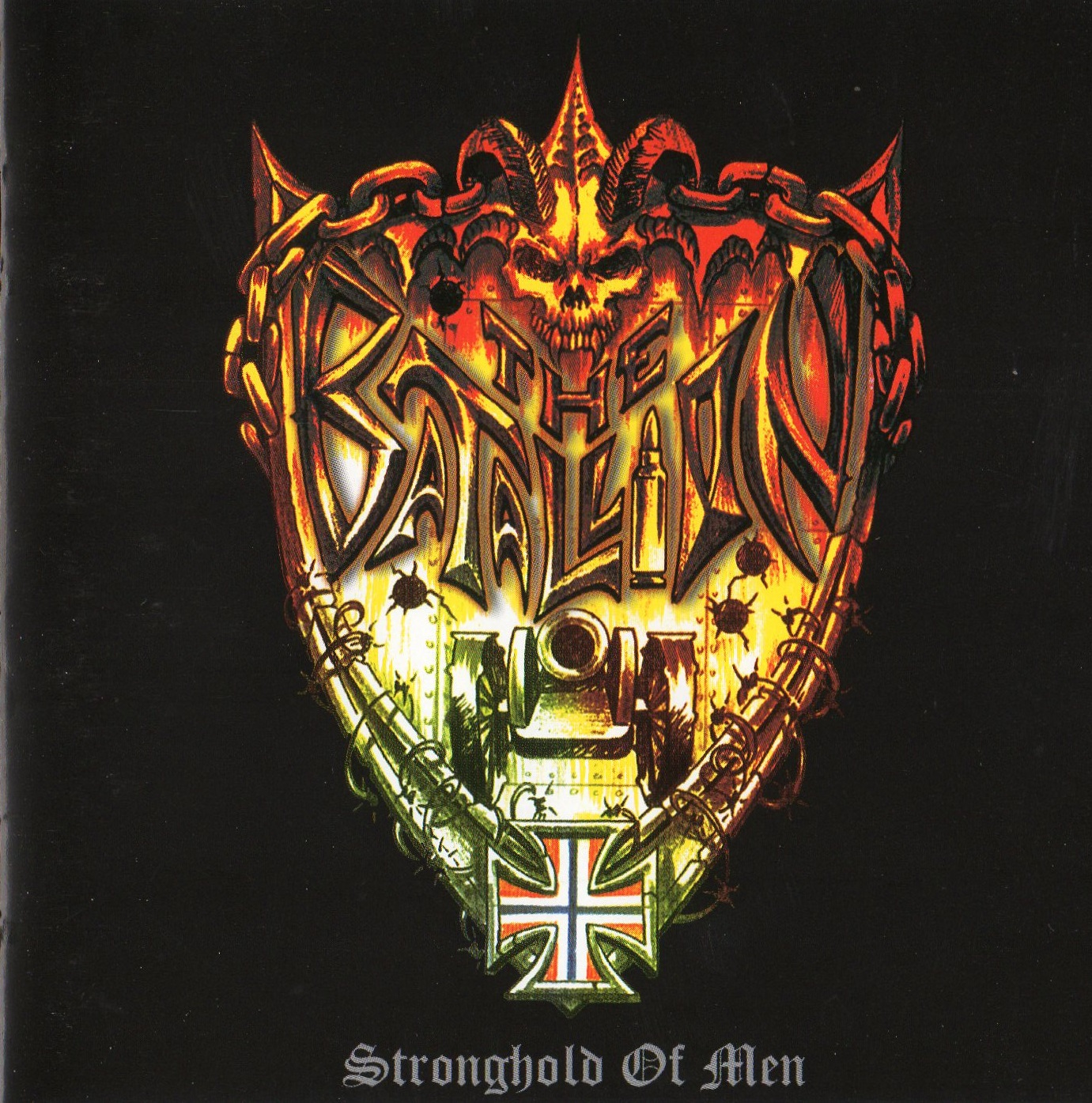 The Batallion — Stronghold Of Men (2008)