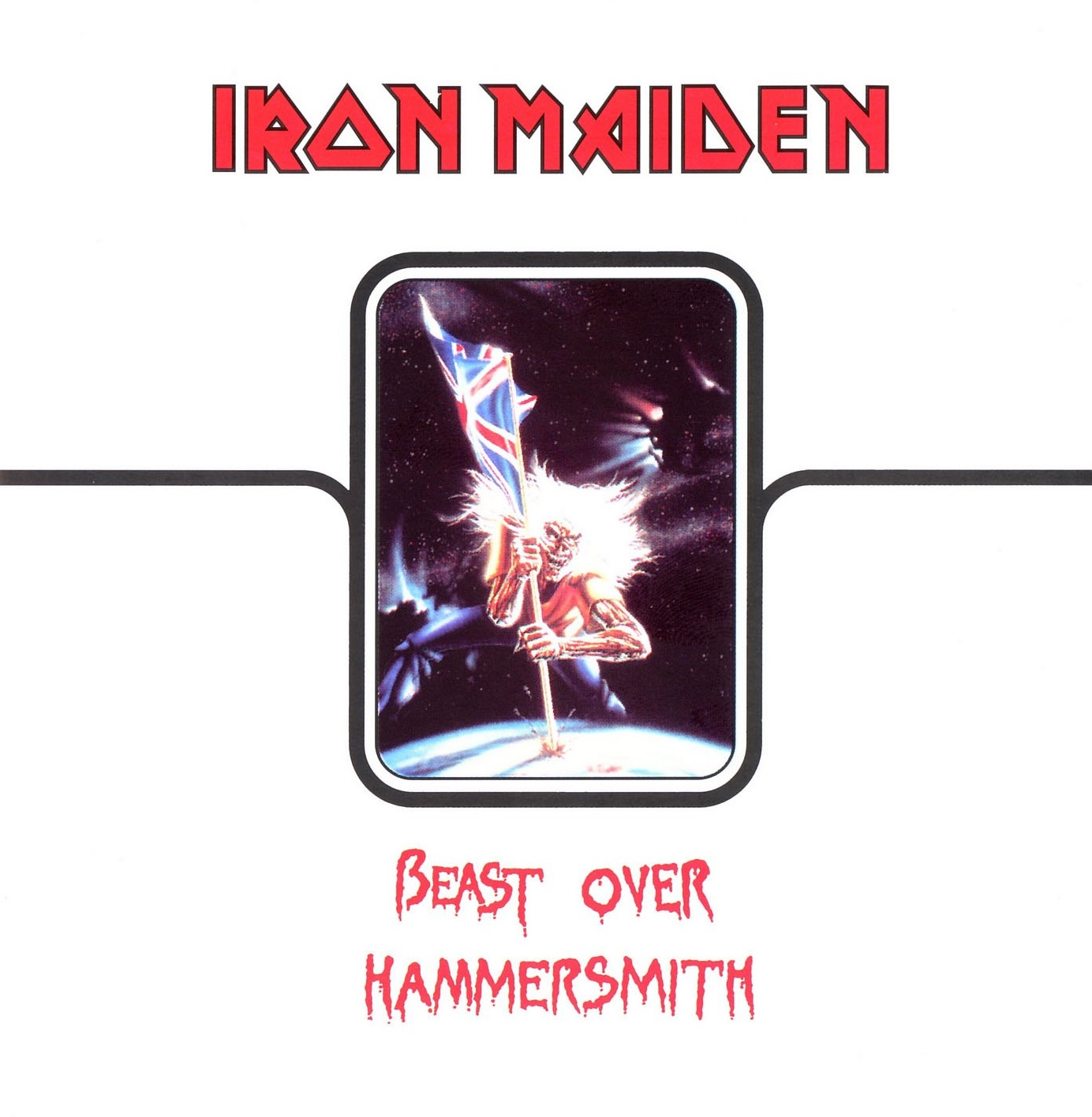 Iron Maiden — Beast Over Hammersmith (2002)