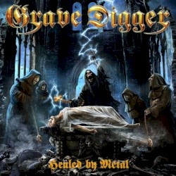 Grave Digger — Healed by Metal (2017)