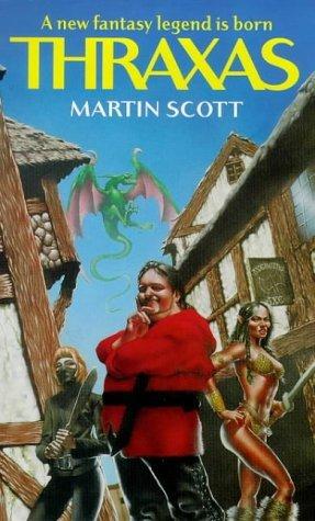 Мартин Скотт — Фракс-ловкач (1999)