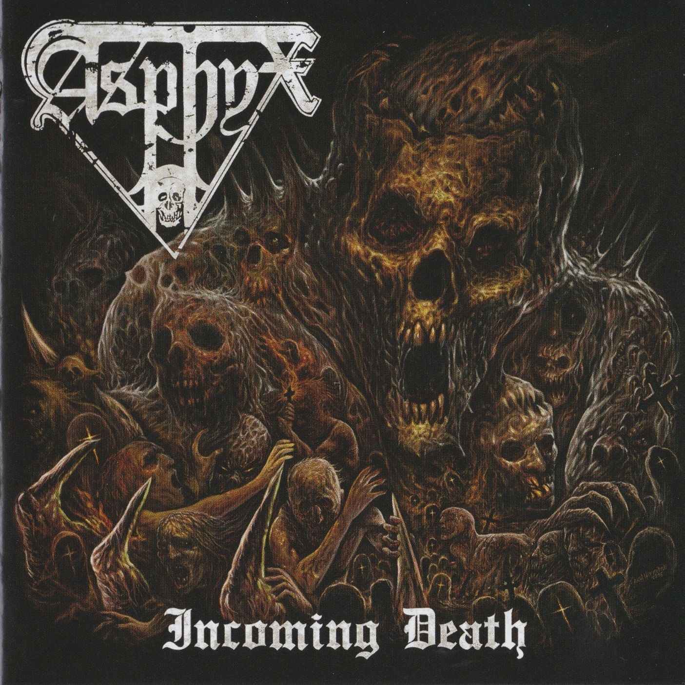 Asphyx — Incoming Death (2016)
