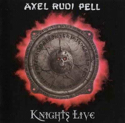 Axel Rudi Pell — Knights Live (2002)