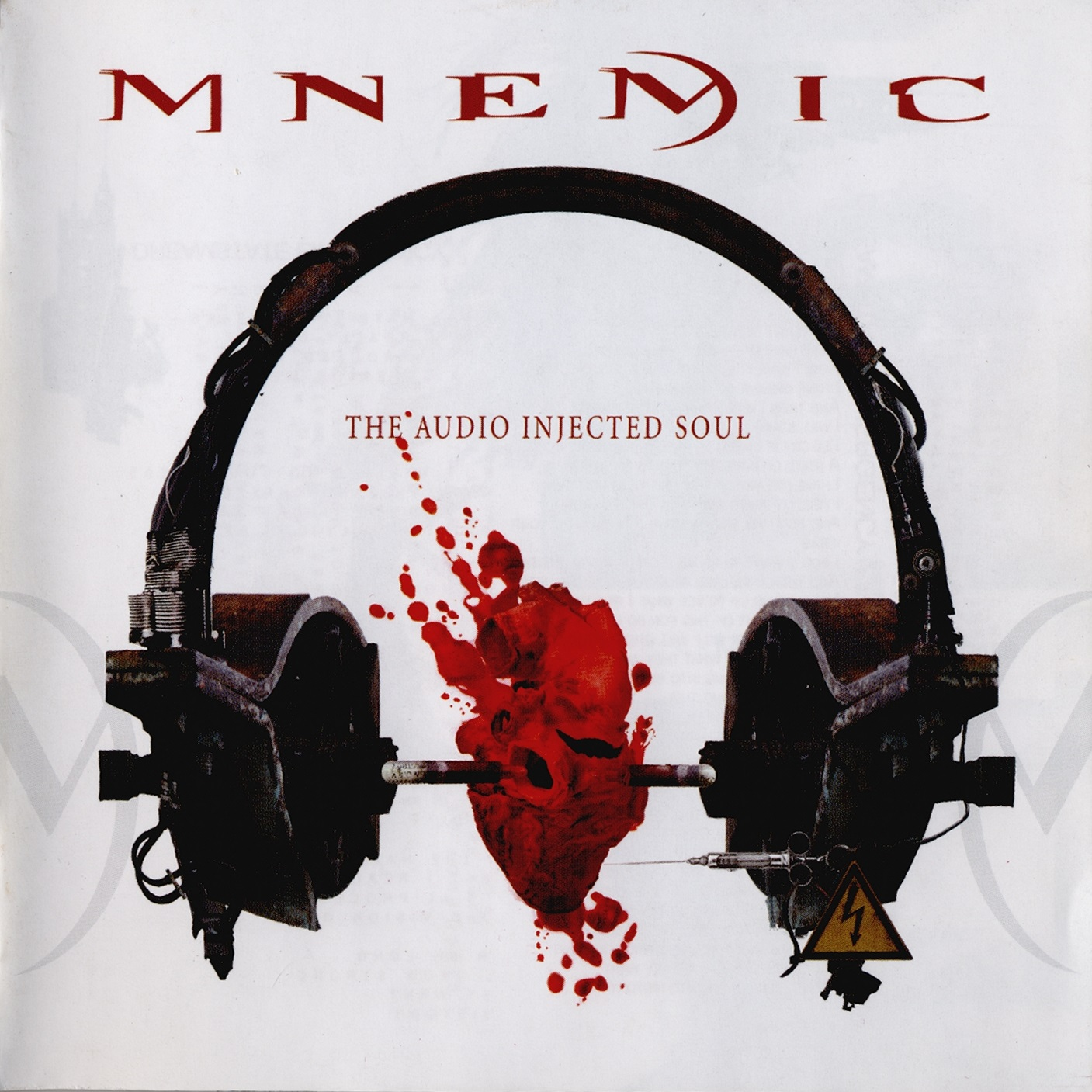 Mnemic — The Audio Injected Soul (2004)