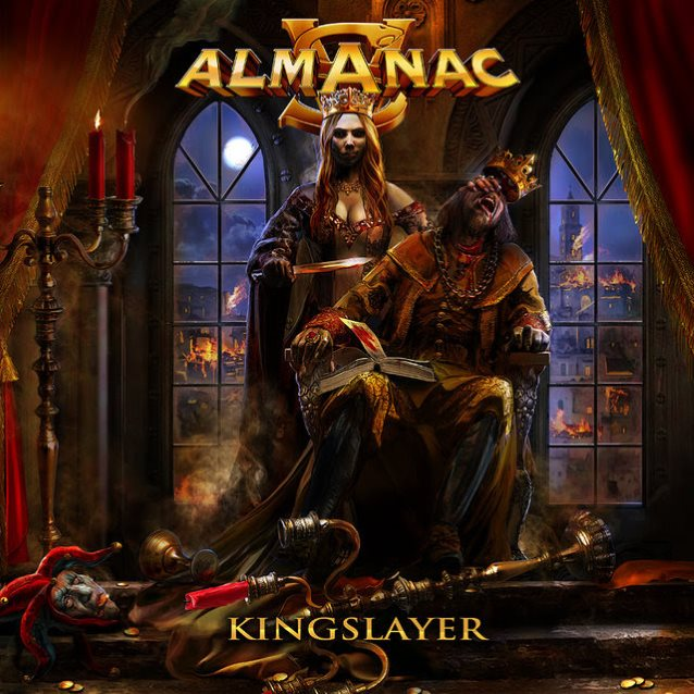 Almanac — Kingslayer (2017)
