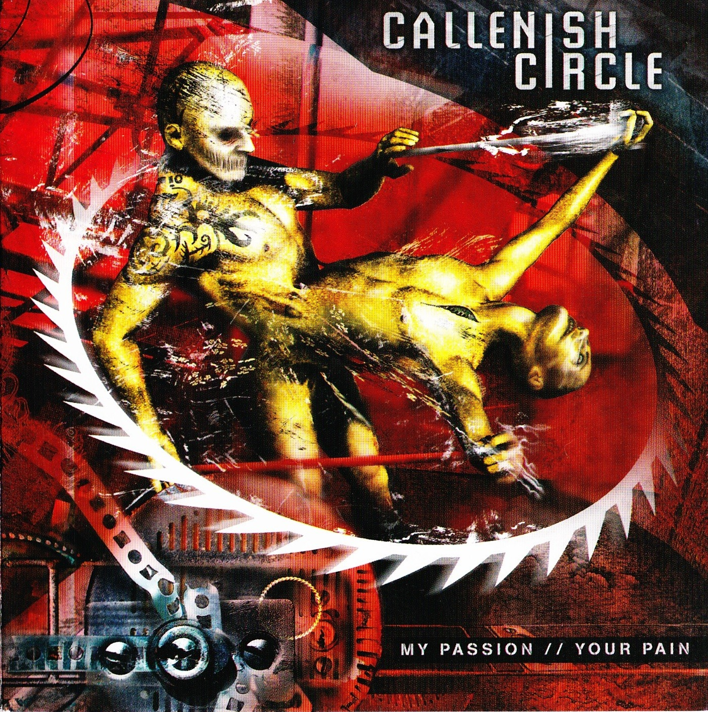 Callenish Circle — My Passion//Your Pain (2003)