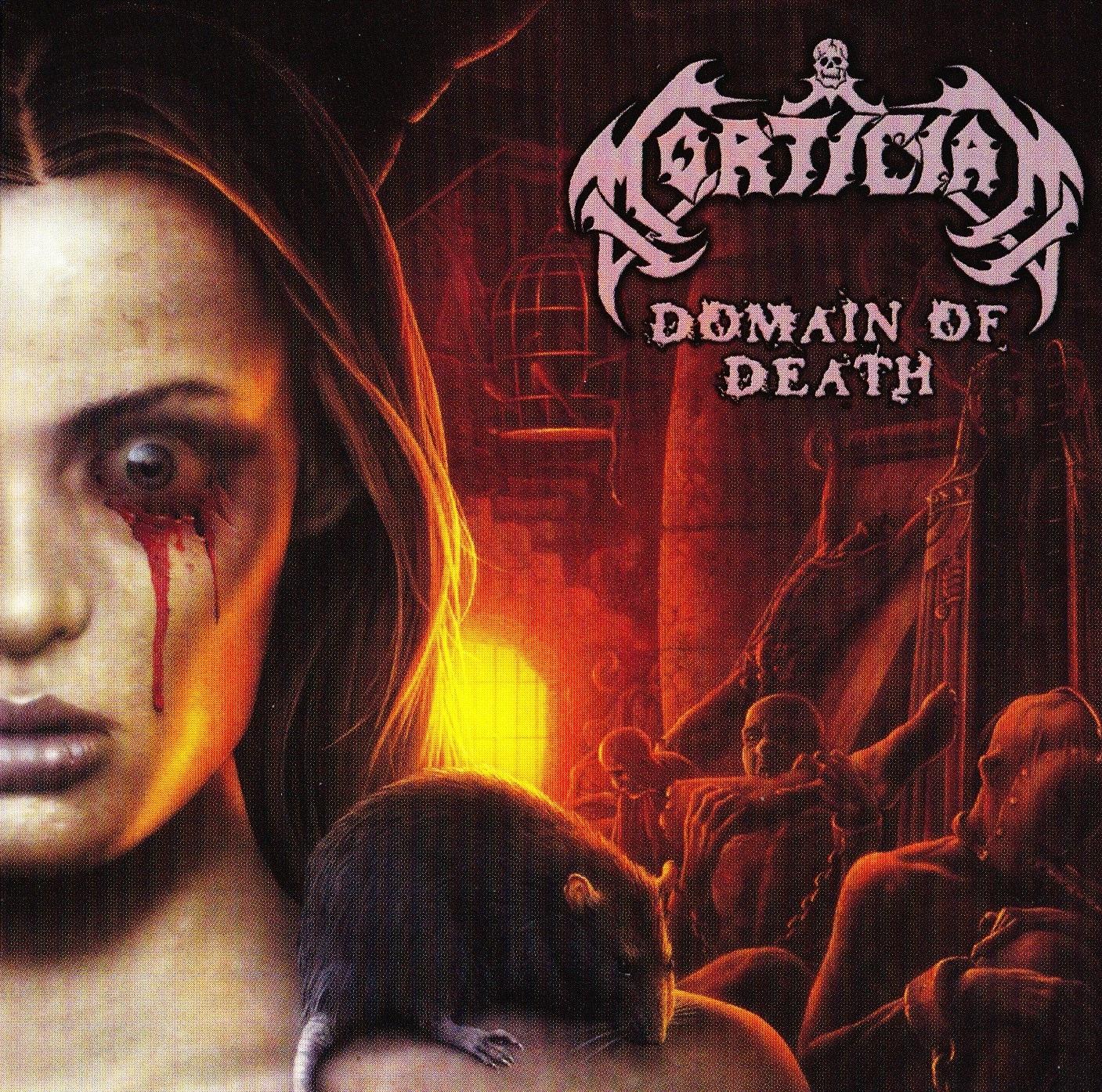 Mortician — Domain Of Death (2001)