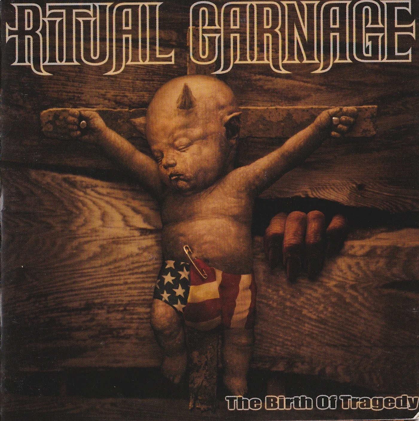 Ritual Carnage — The Birth of Tragedy (2002)