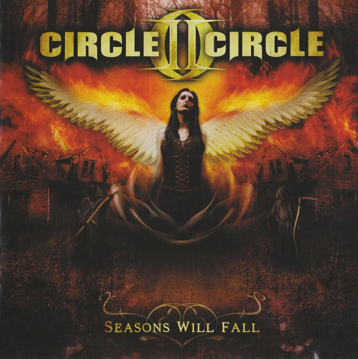 Circle II Circle — Seasons Will Fall (2013)