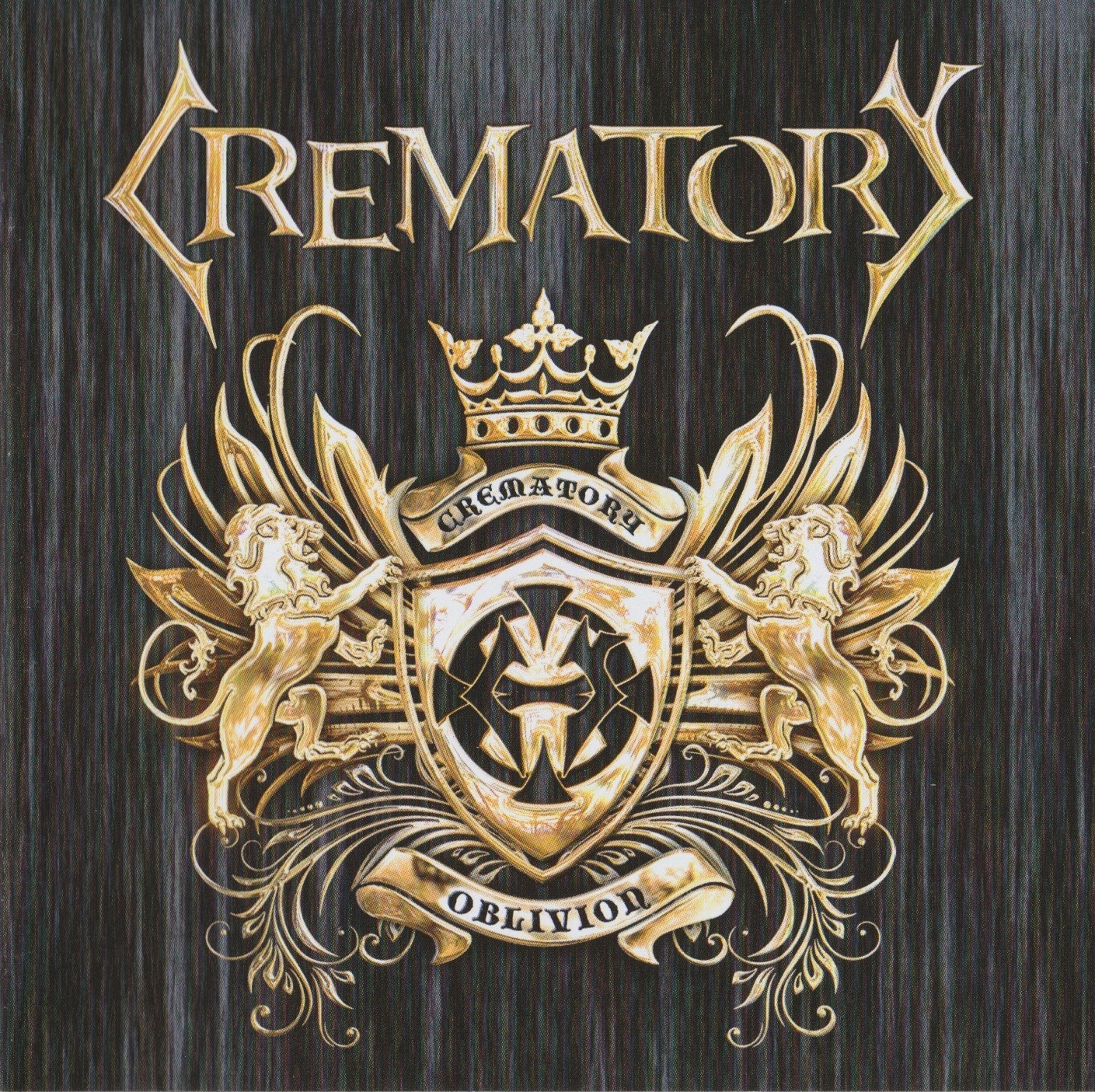 Crematory — Oblivion (2018)