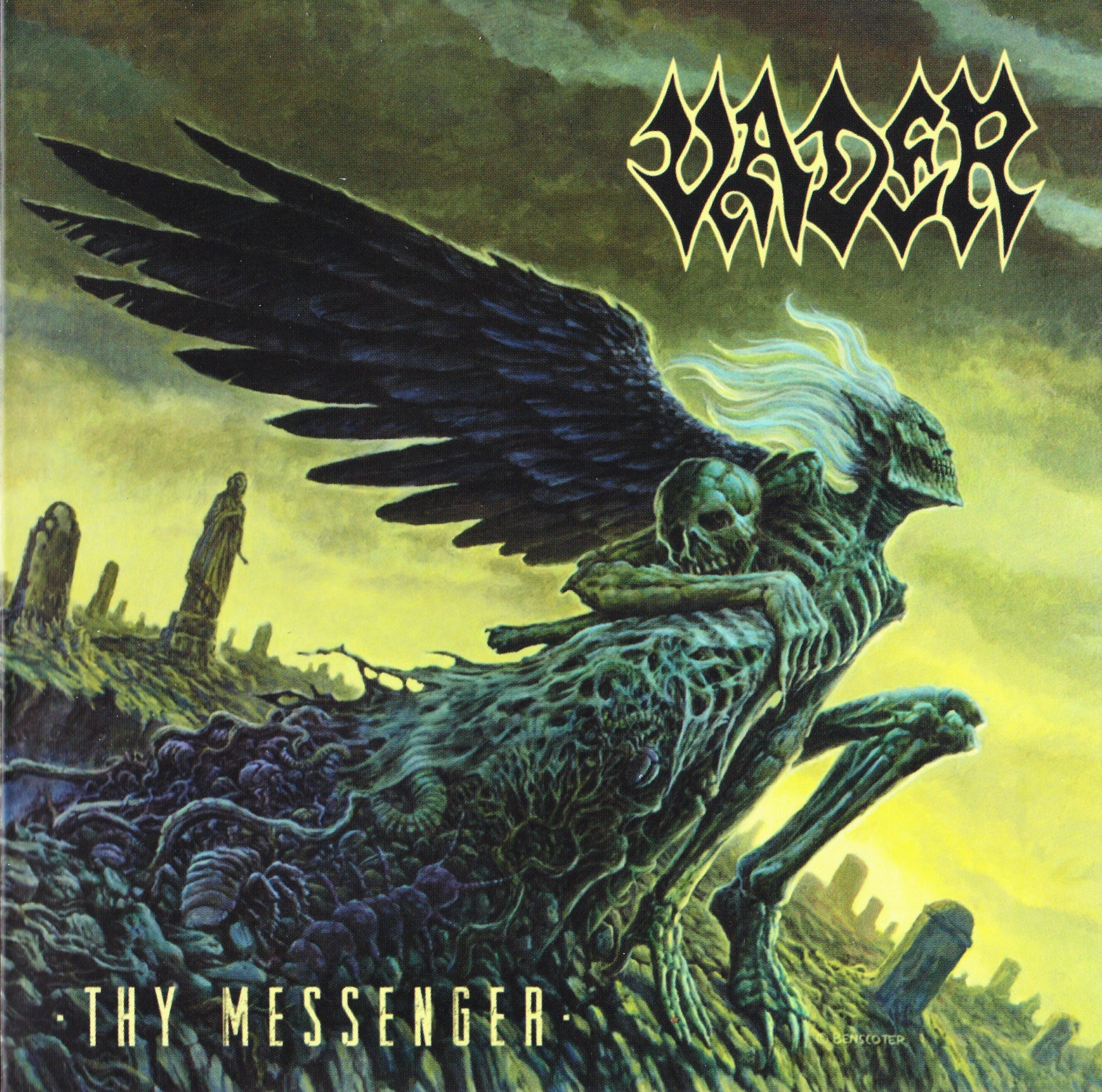 Vader — Thy Messenger EP (2019)