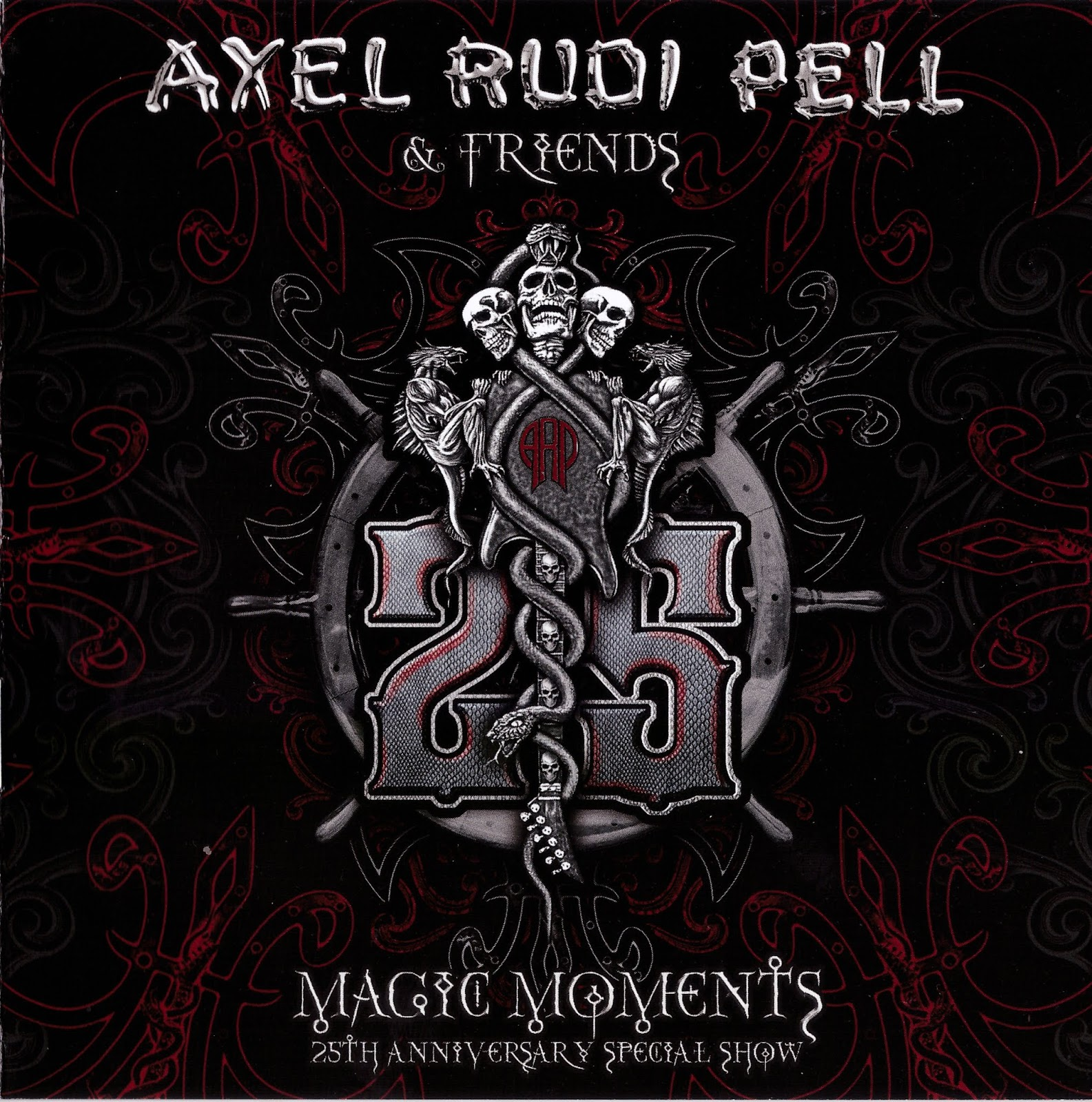 Axel Rudi Pell & Friends — Magic Moments: 25th Anniversary Special Show (2015)