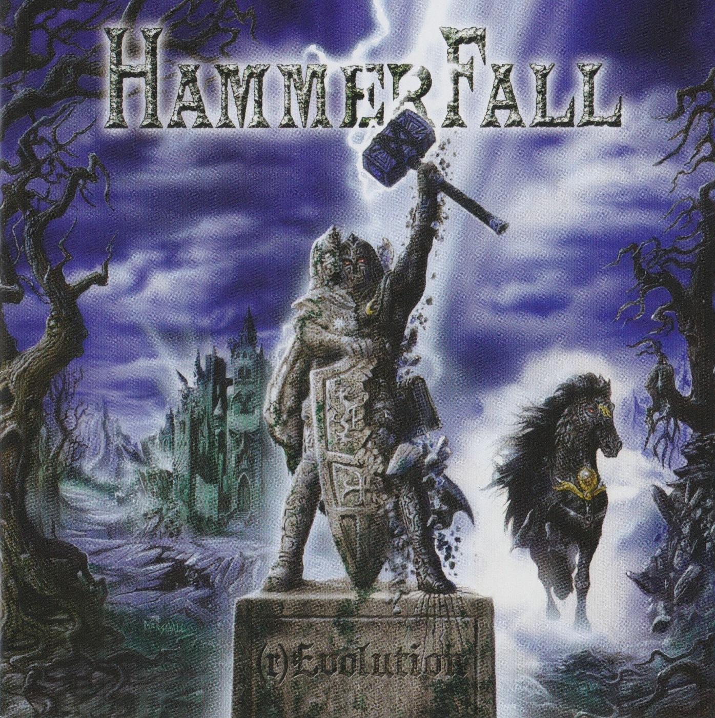 HammerFall — (r)Evolution (2014)