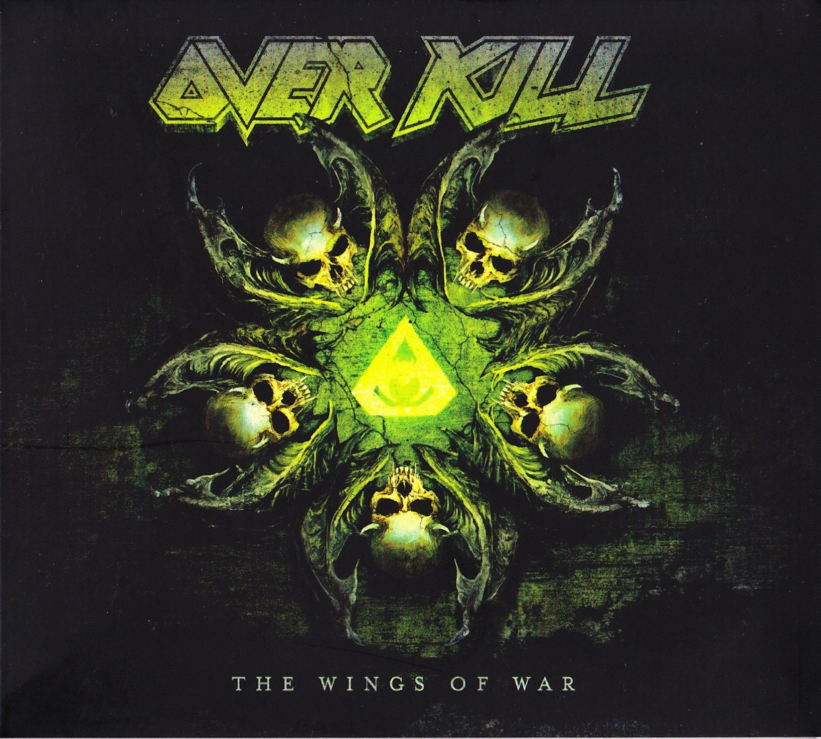 Overkill — The Wings of War (2019)