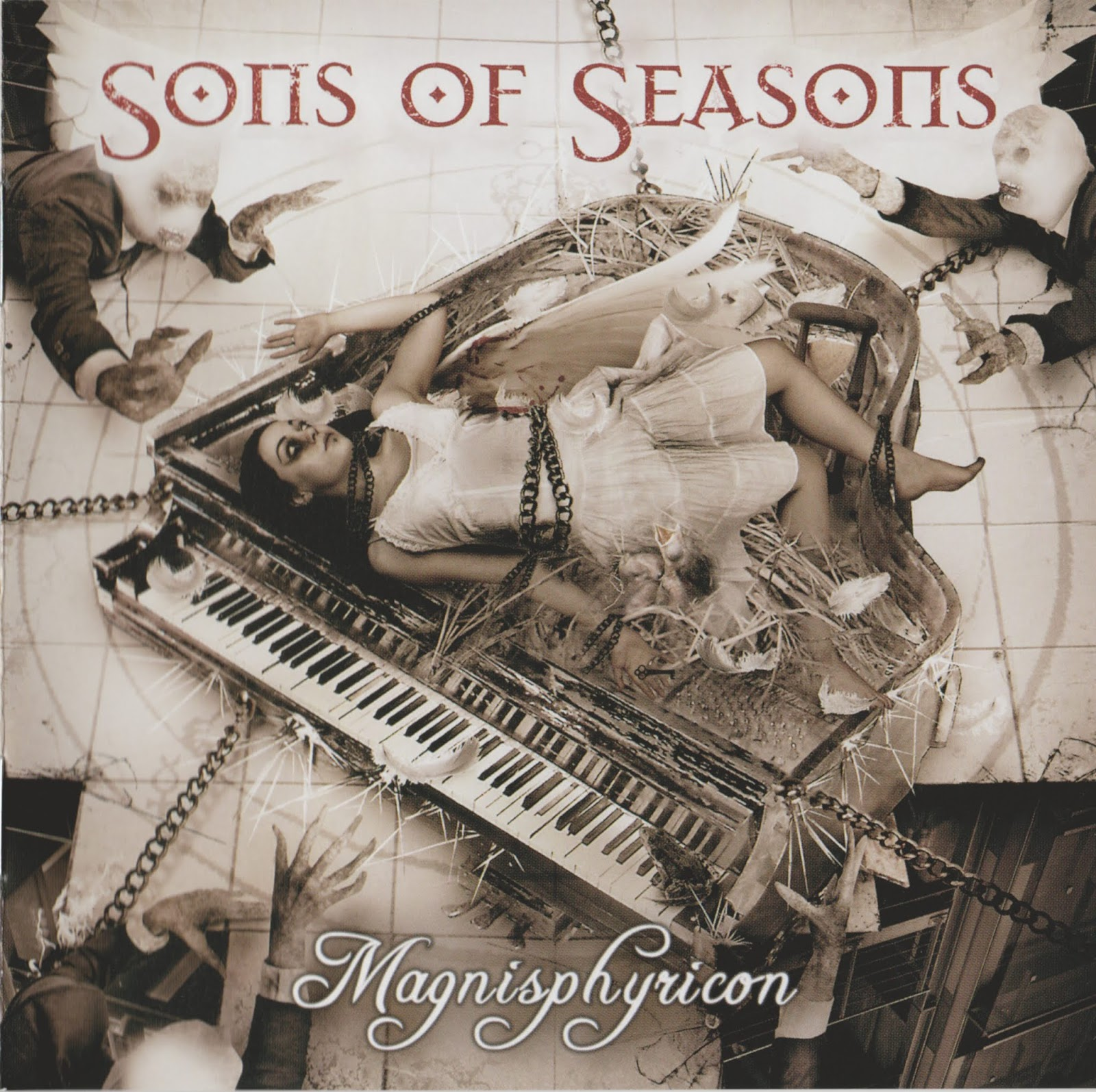 Sons of Seasons — Magnisphyricon (2011)
