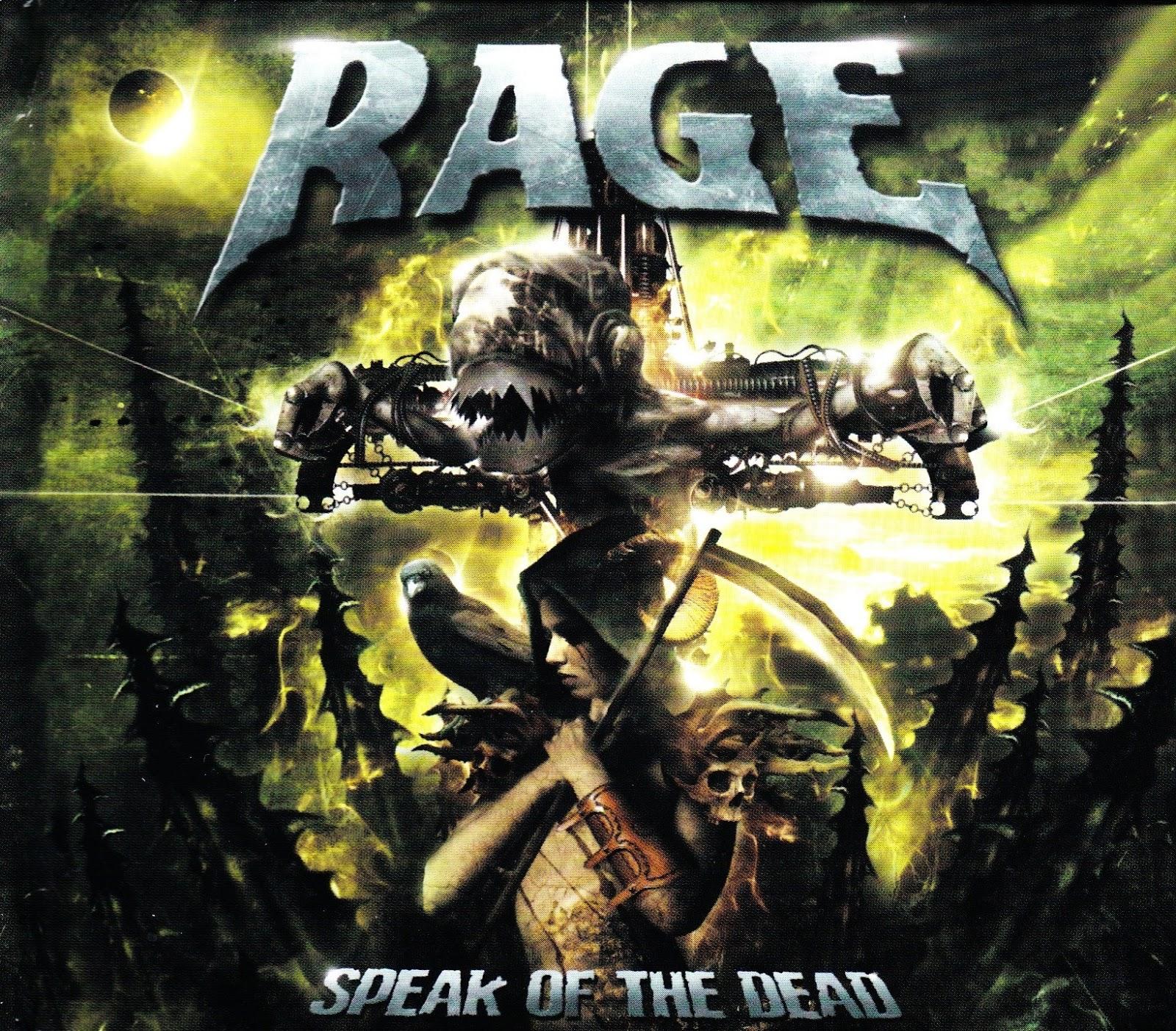 Rage — Speak Of The Dead (2006)