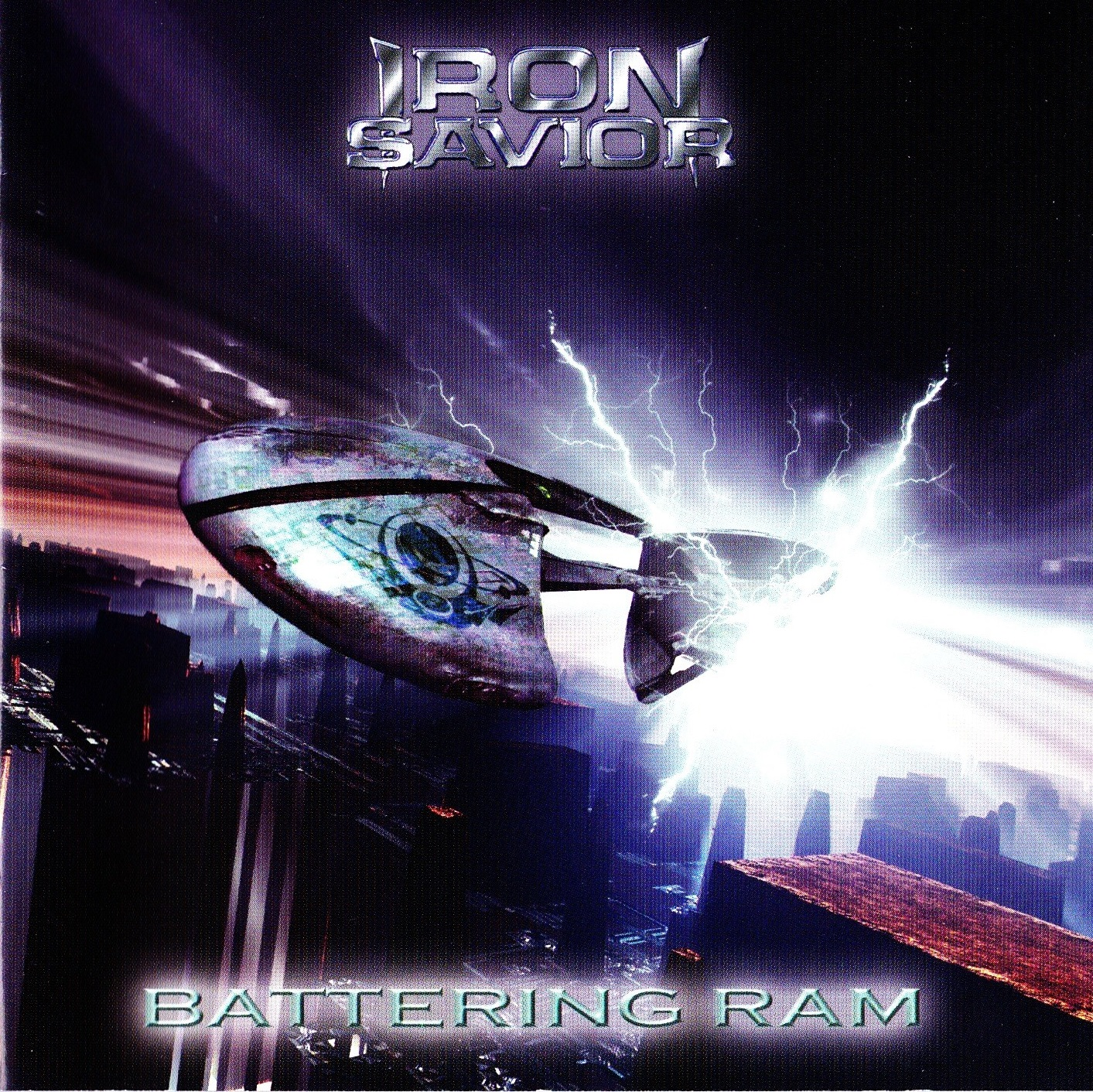 Iron Savior — Battering Ram (2004)