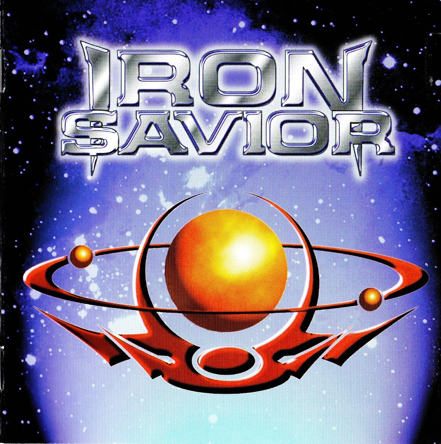 Iron Savior — Iron Savior (1997)