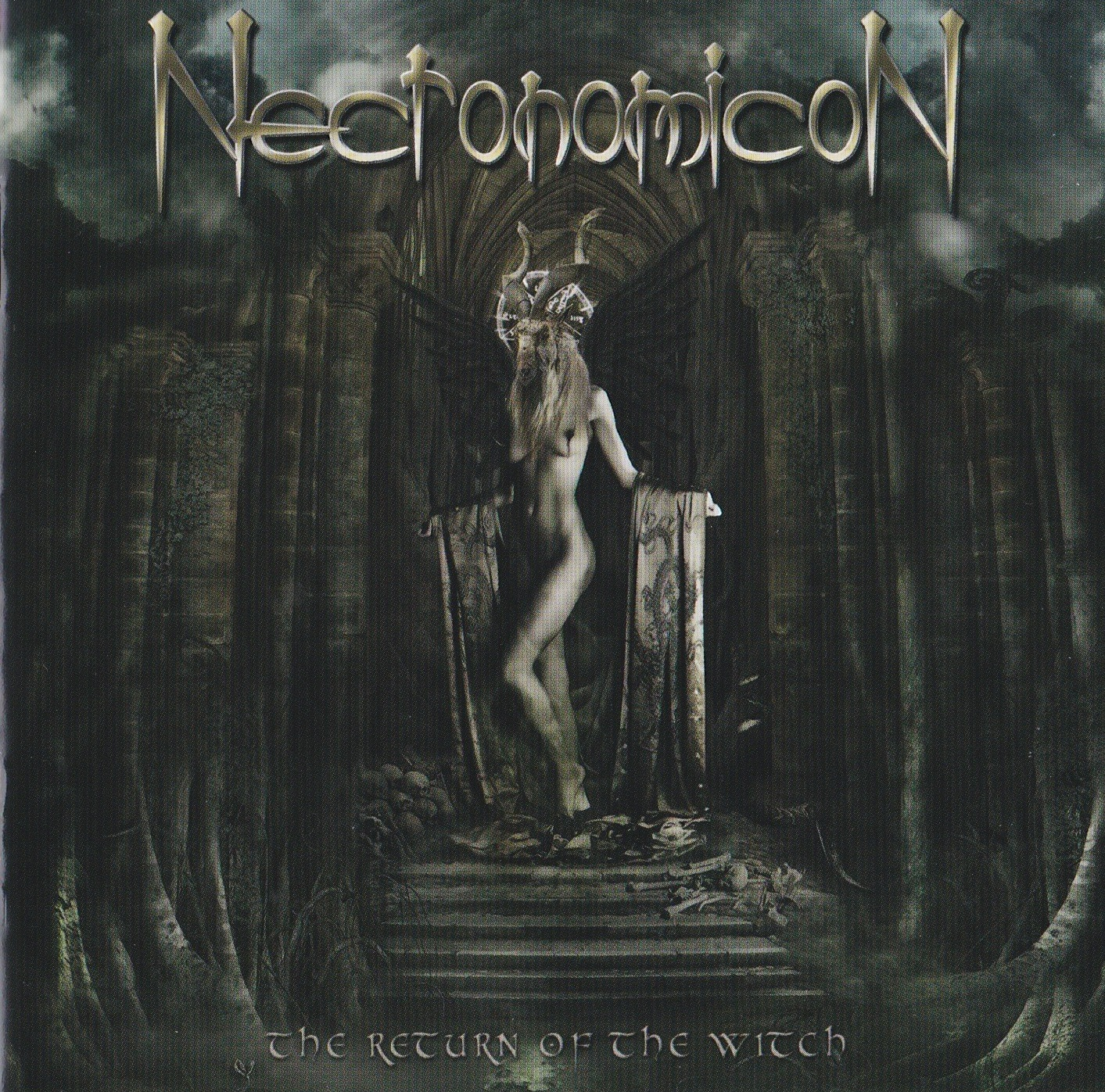 Necronomicon — The Return of the Witch (2010)