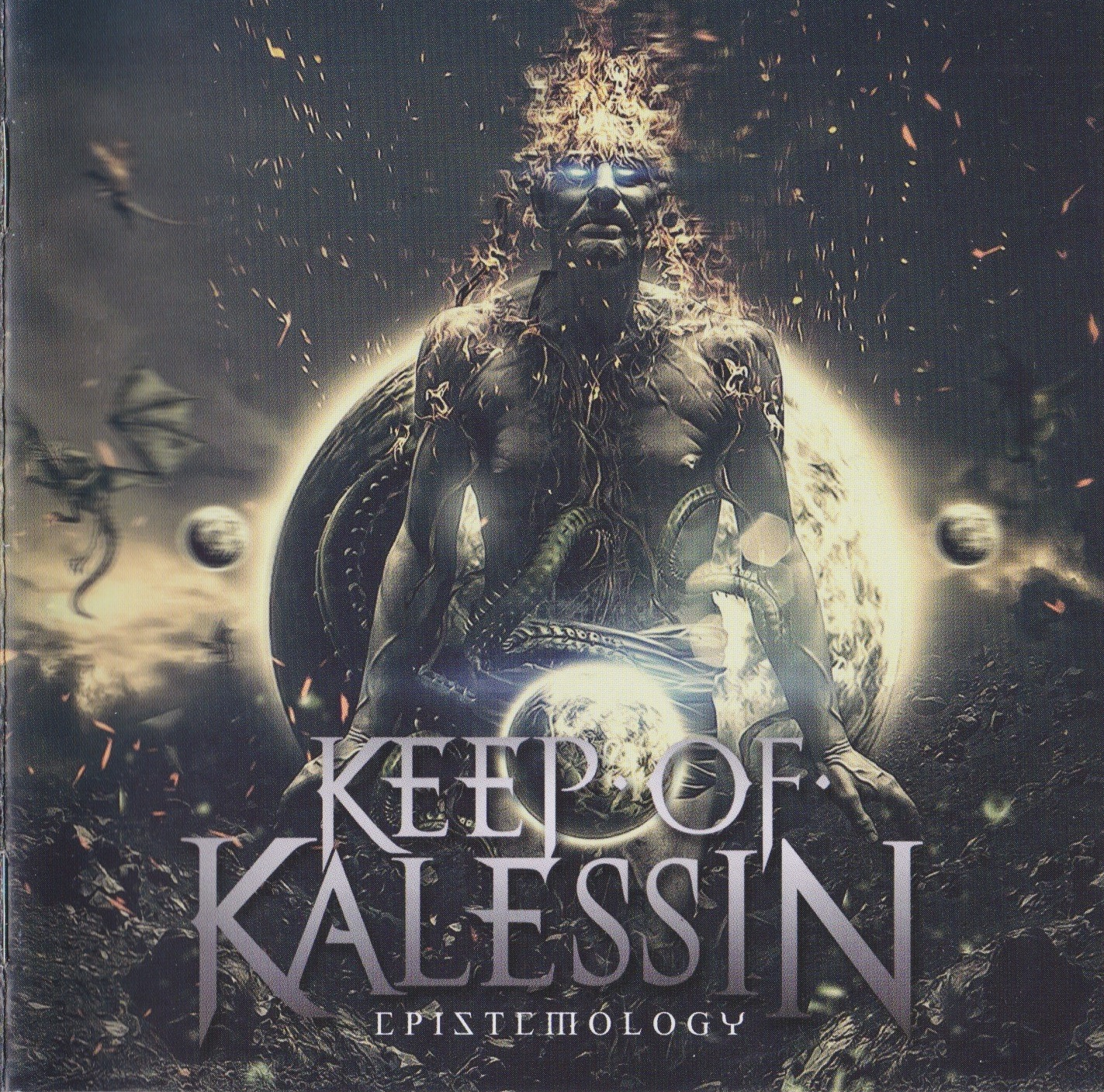 Keep of Kalessin — Epistemology (2015)