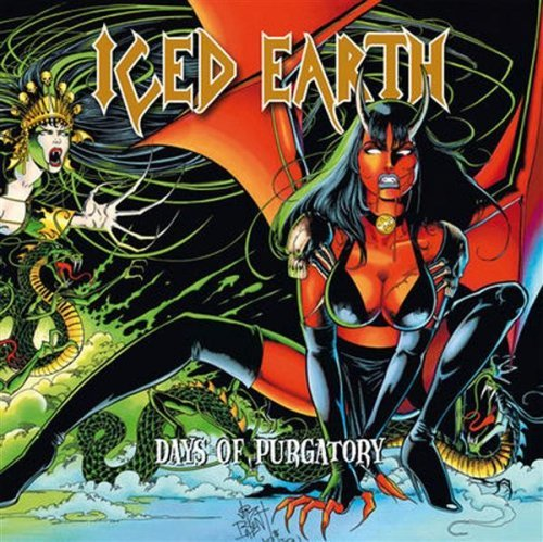 Iced Earth — Days Of Purgatory (1997)