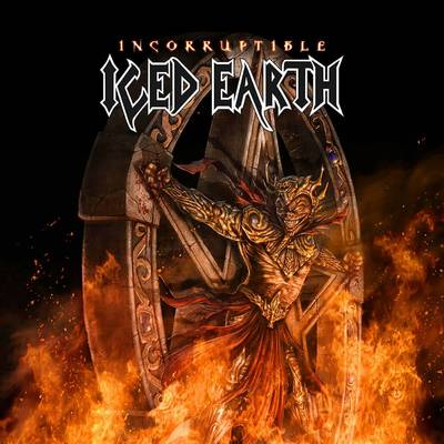 Iced Earth — Incorruptible (2017)