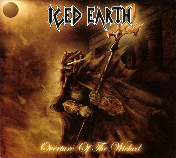 Iced Earth — Overture Of The Wicked EP (2007)