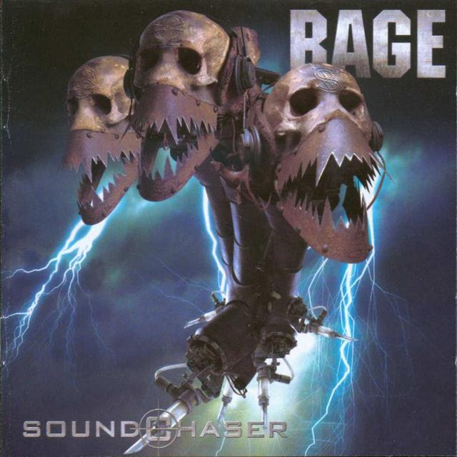 Rage — Soundchaser (2003)