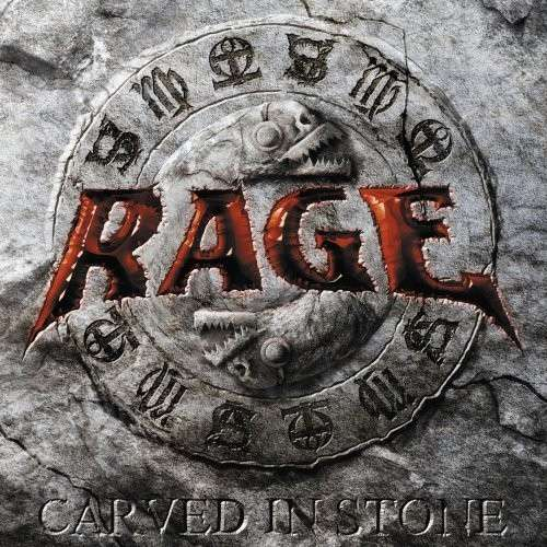 Rage — Carved In Stone (2008)