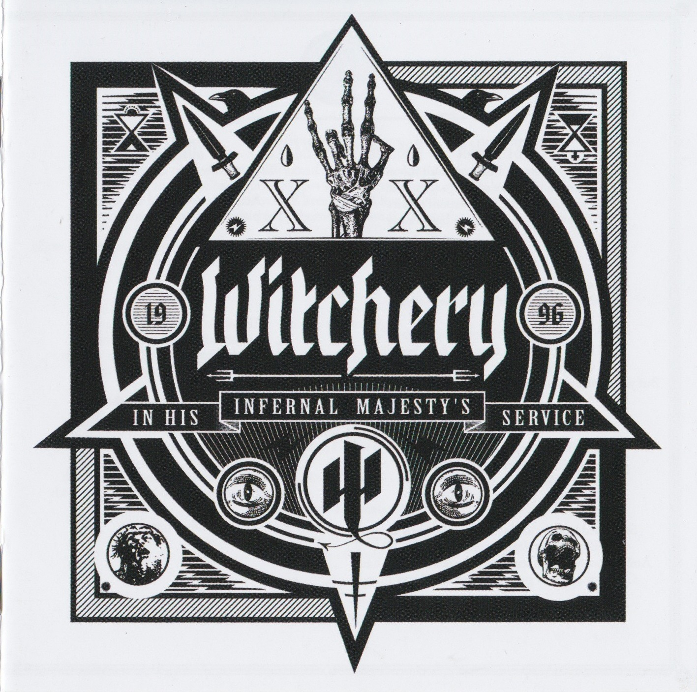 Witchery — In His Infernal Majesty's Service (2016)