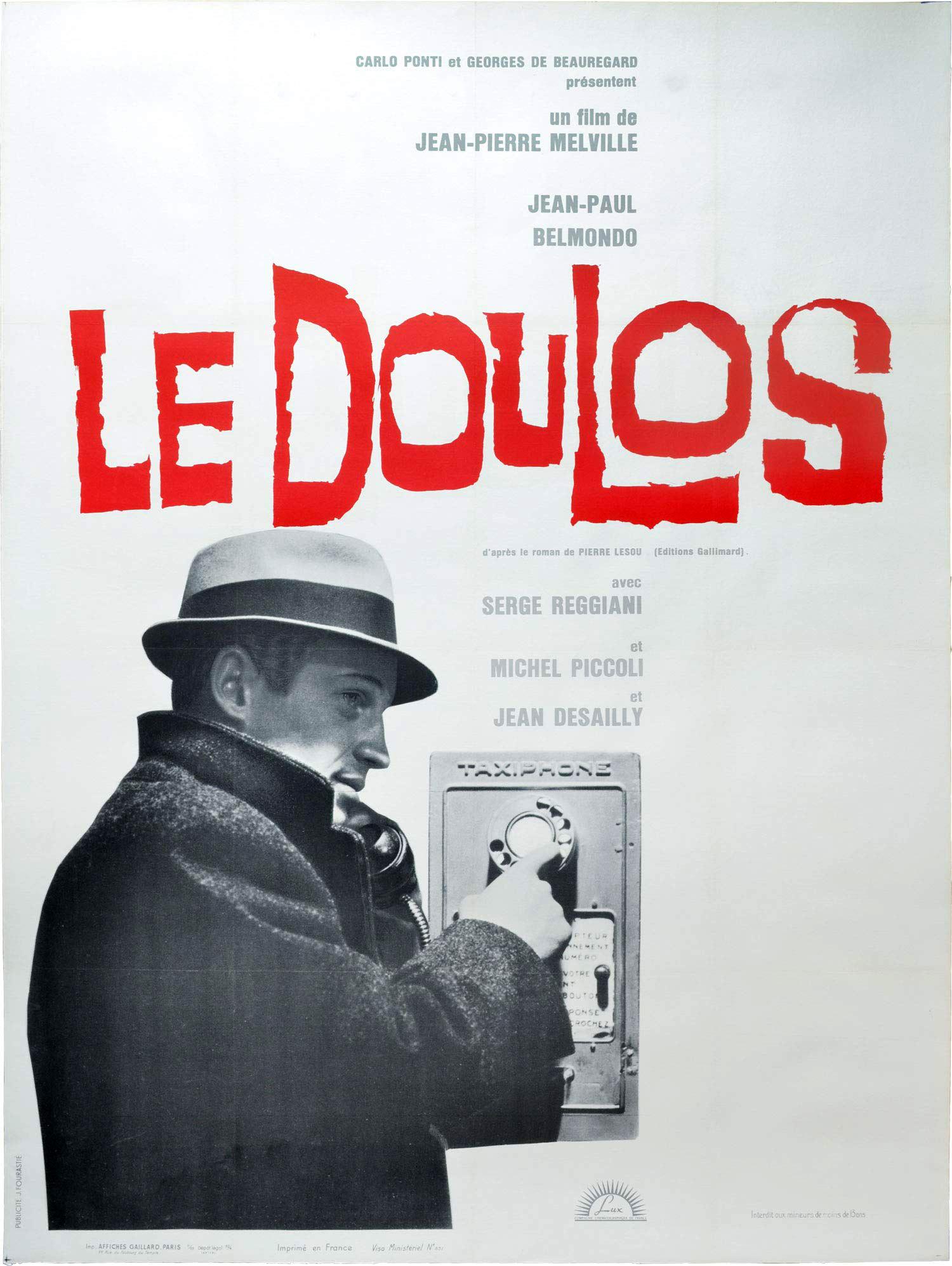 Фильм «Стукач» (1962)