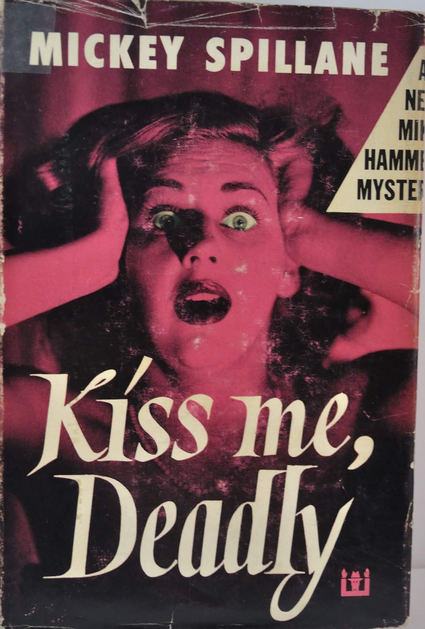 Микки Спиллейн — Целуй меня страстно (1952)