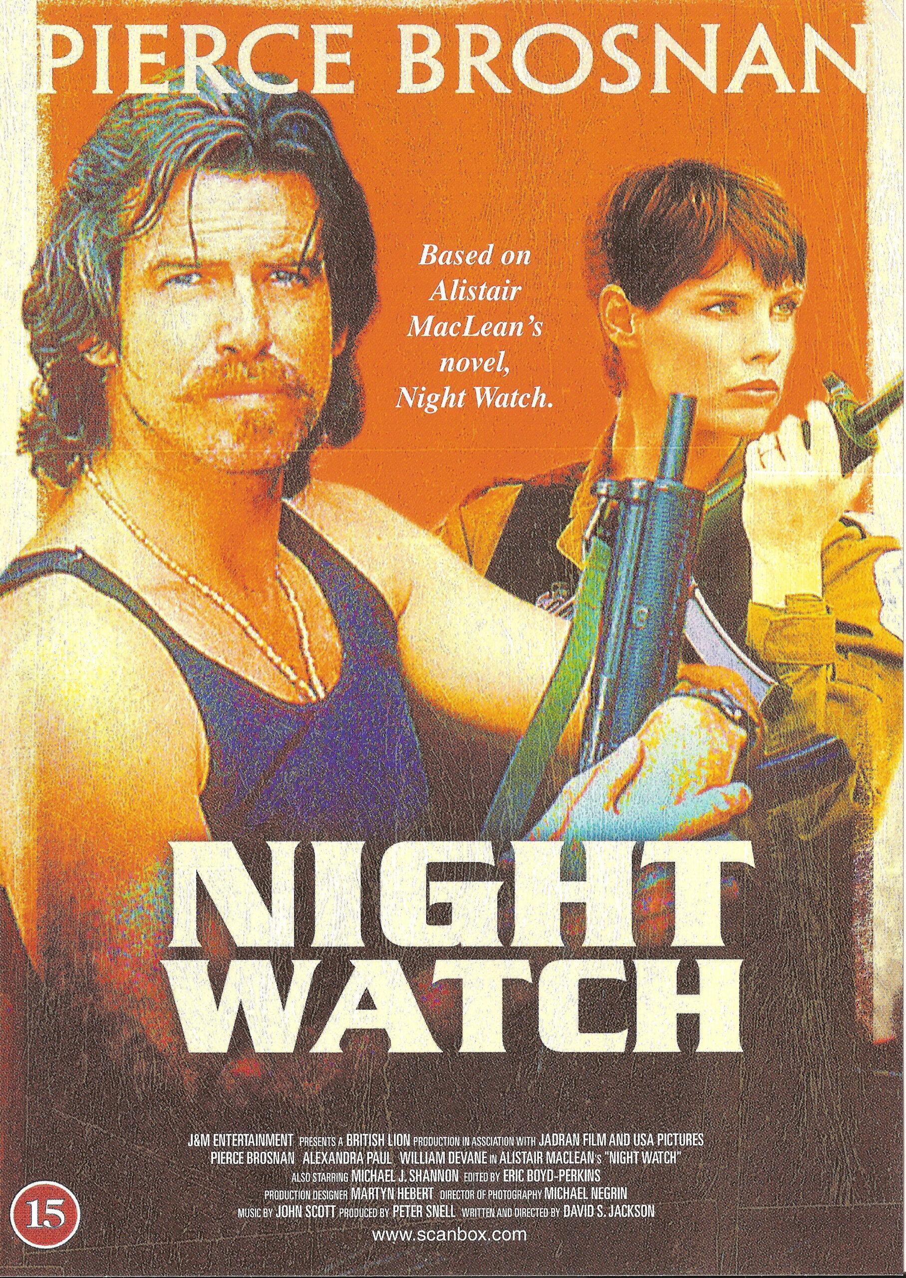 Фильм «Ночной дозор» (1995)