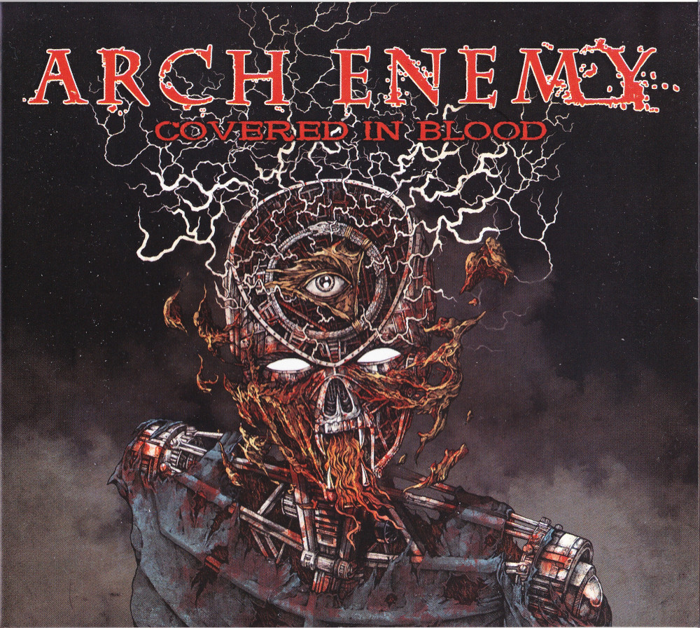 Arch Enemy — Covered In Blood (2019)