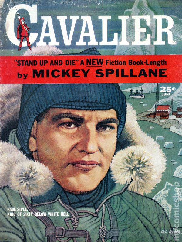 Микки Спиллейн — Встань и умри! (1958)