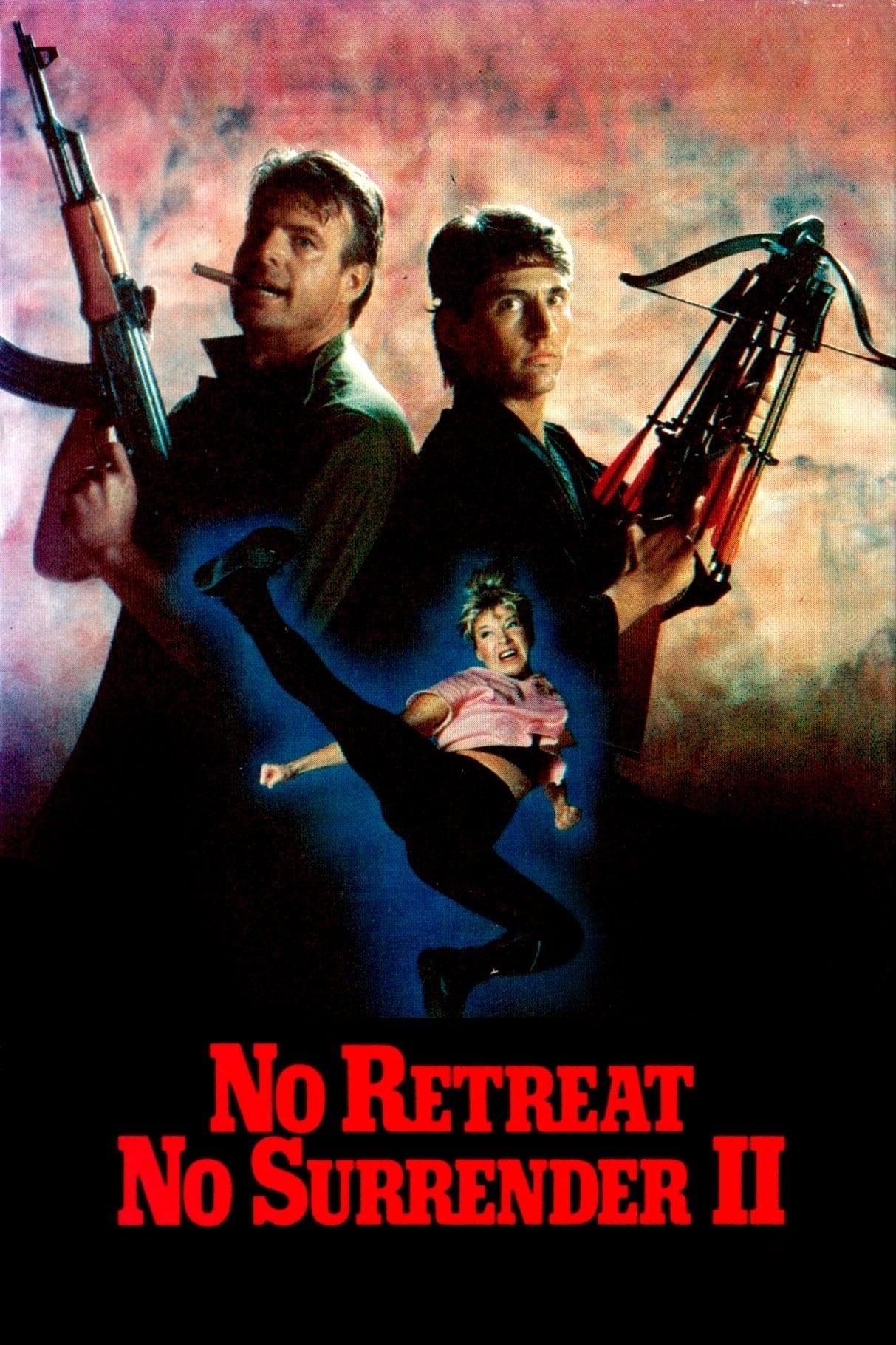 Фильм «Не отступать и не сдаваться 2: Штормовое предупреждение» (1987)
