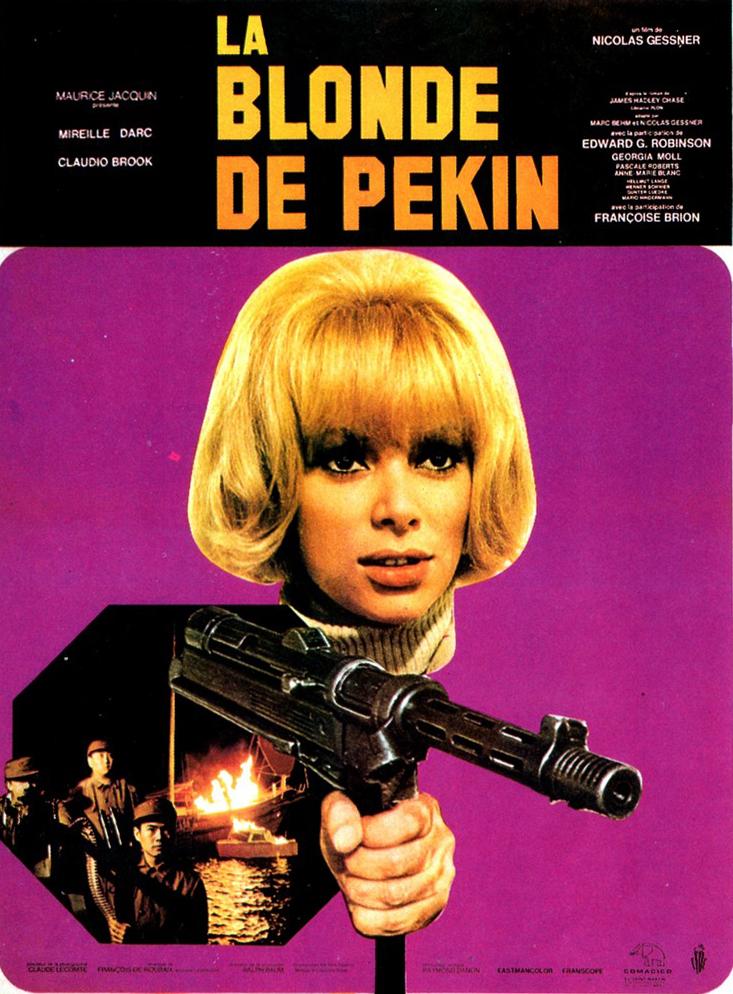 Фильм «Блондинка из Пекина» (1967)