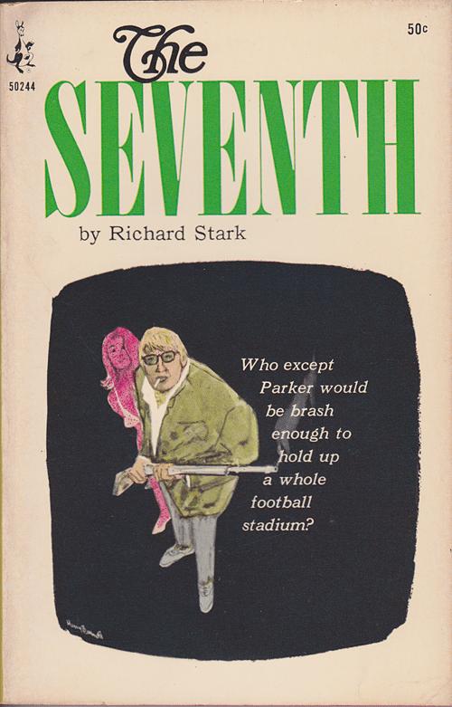 Ричард Старк — Паркер и дилетант (1966)