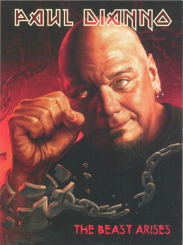Paul Di'Anno — The Beast Arises DVD (2014)