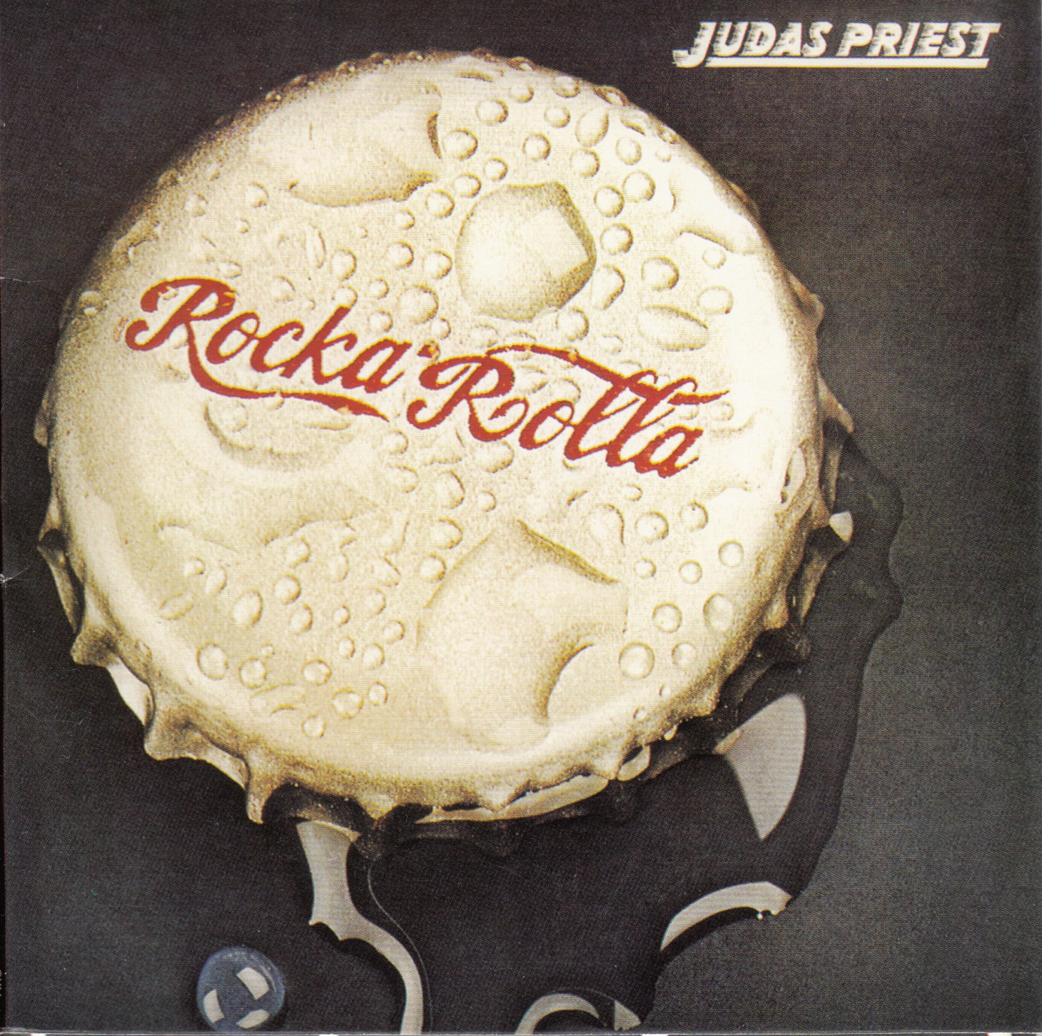 Judas Priest — Rocka Rolla (1974)