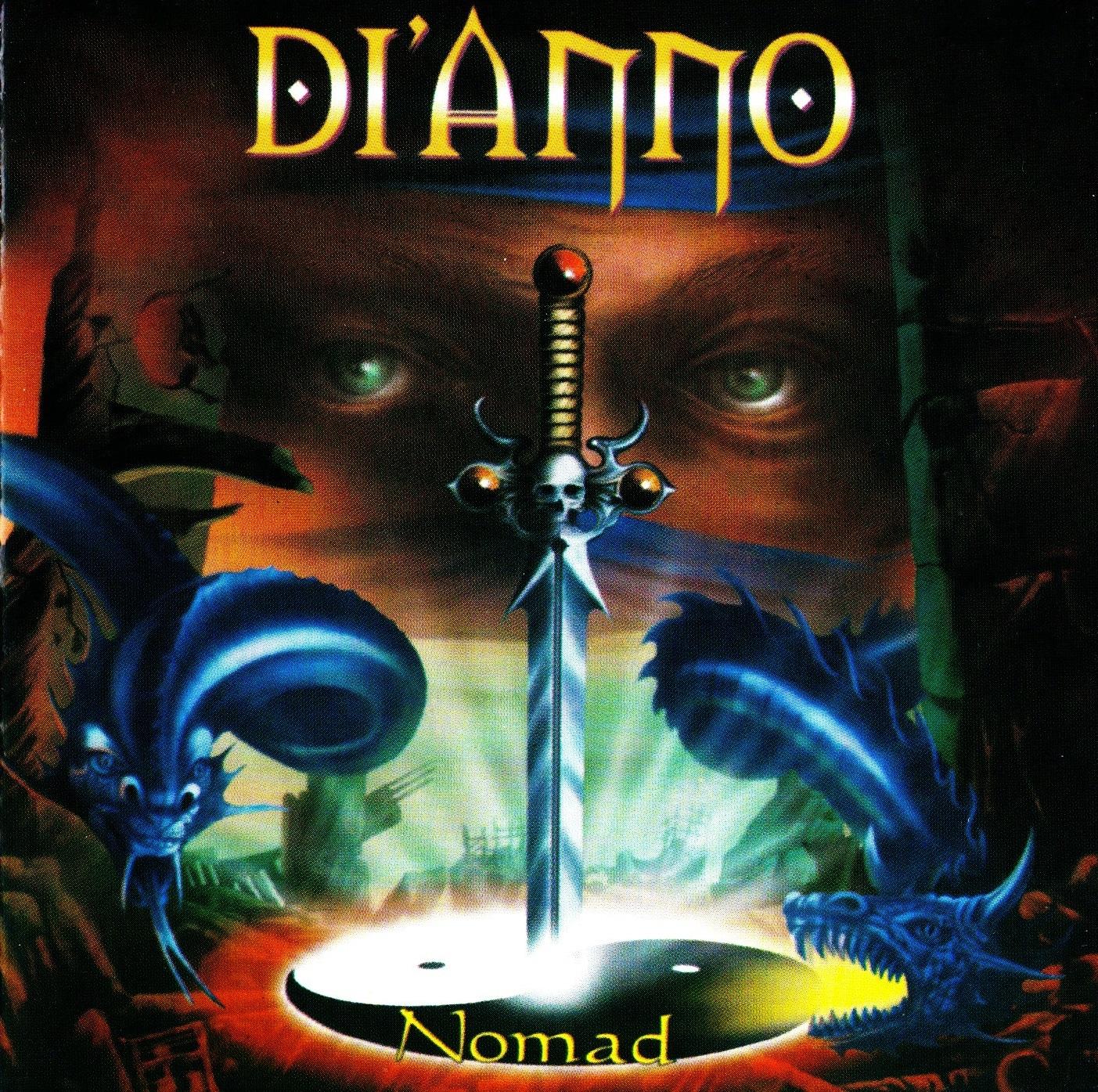 Di'Anno — Nomad (2000)