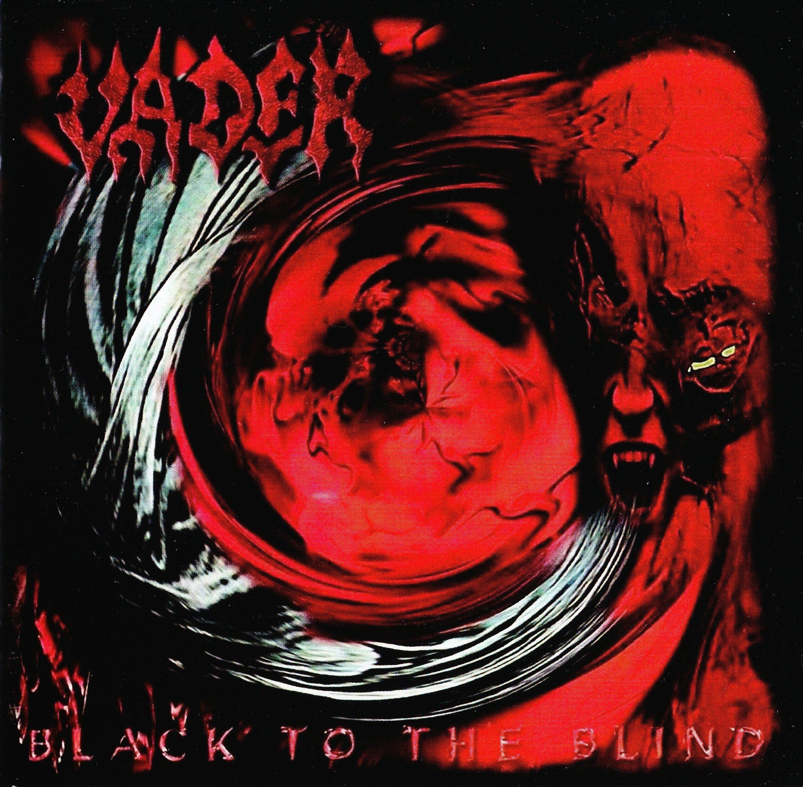 Vader — Black to the Blind (1997)